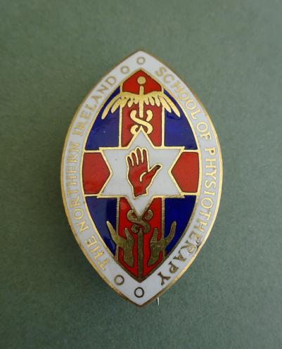 The Northern Ireland School of Physiotherapy,Silver Badge