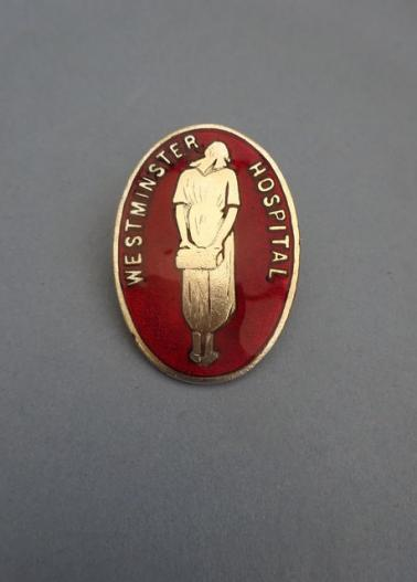 Westminster Hospital,School of Physiotherapy badge