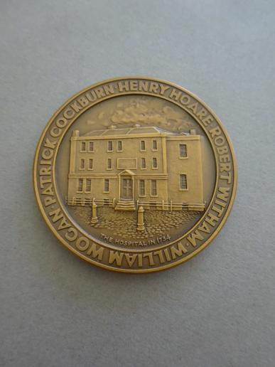 Westminster Hospital, 150th Anniversary Medal