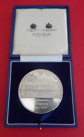 The London Hospital,Silver Governors Medal