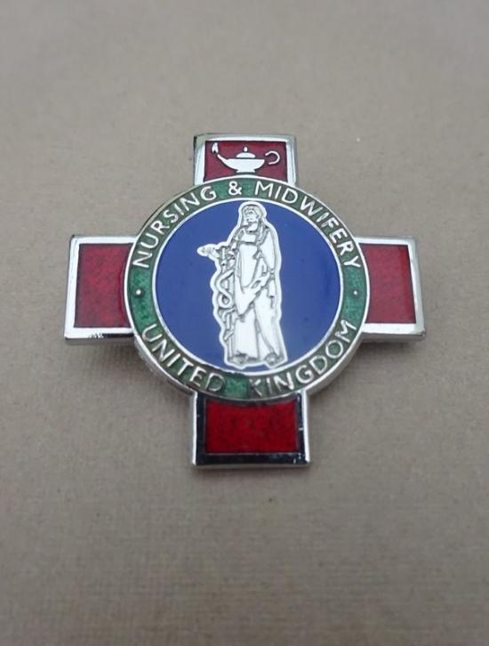 United Kingdom Nursing and Midwifery Association,Private Purchase badge
