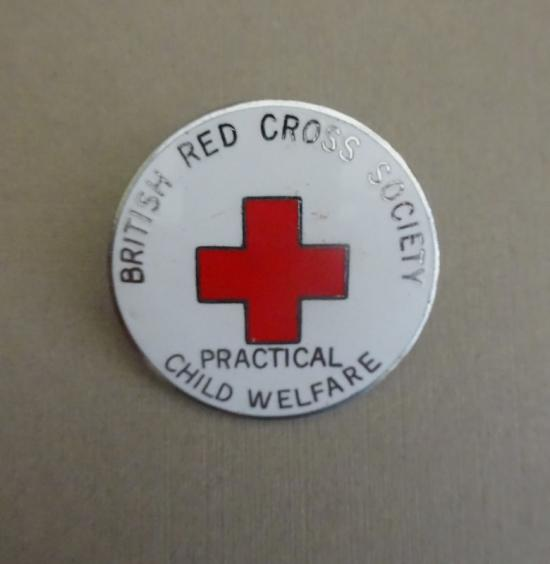 British Red Cross Society Practical Child Welfare